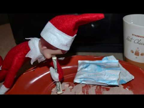 10 Photos The Elf On The Shelf Doesn't Want You To See
