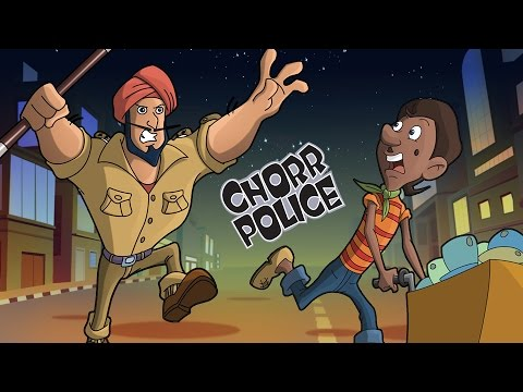 Download Chorr Police - Pakdam Pakdi
