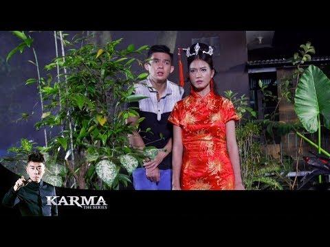 Putri Cheongsam Merah - Karma The Series