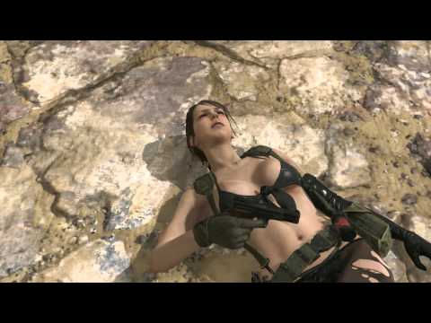 Xxx Mp4 MGSV:How To Defeat Quiet In 2 Minutes 3gp Sex