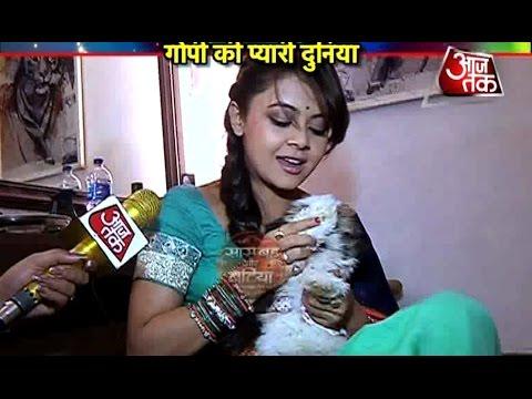 Meet Gopi aka Devoleena Bhattacharjee's cutest daughter