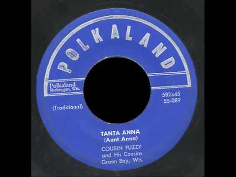 TANTA ANNA COUSIN FUZZY AND HIS COUSINS