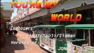 You're My World by Tom Jones