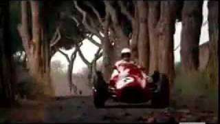 Ferrari and Shell spot