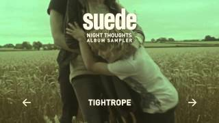 Suede - Night Thoughts (Album Sampler)