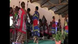 DANCE AND PRAISE: SWAZI CHURCH - KUGIYA