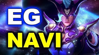 NAVI vs EG - TOP 3 GAME - MAJOR DreamLeague 8 DOTA 2