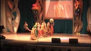 Dance No.8(Group-Tarang, Moscow) Holi Mela & 4 th All Russia Indian Dance Competition 2010