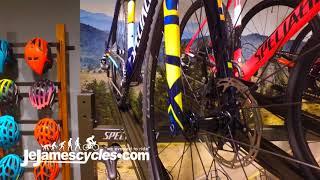 Specialized Crux Comp Cyclocross Bike Range 2018