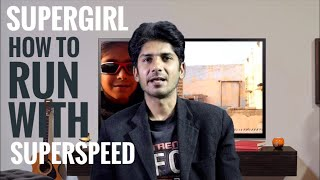 Superpower Video Effect Tutorial - Superspeed Like Flying Superman Video Editing In Hindi