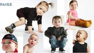 Wwe Babies : Kids dressed as Superstars and Divas
