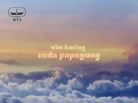 Rajah Kidung Rahayu Sunda Mekar Nataan Gunung