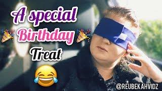 A special birthday treat (Full length Prank)