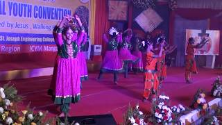Mangalore Diocese presents Cultural programme  at NYC 2017