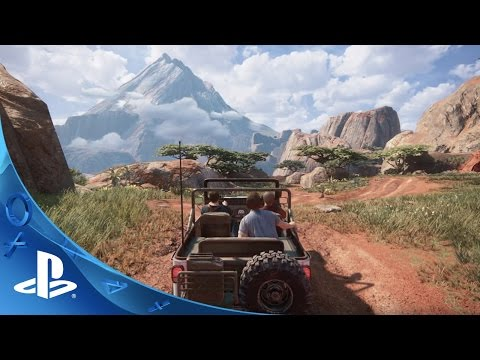 Xxx Mp4 UNCHARTED 4 A Thief S End Madagascar Preview PS4 3gp Sex