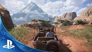 UNCHARTED 4: A Thief's End - Madagascar Preview | PS4