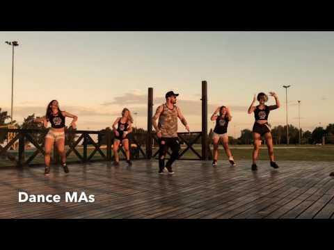 Todavía Te Quiero Thalía feat. De La Ghetto Marlon Alves Dance MAs
