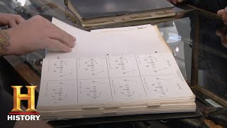 Pawn Stars: 1966 Miami Dolphins Playbook (Season 5) | History