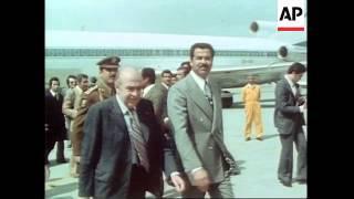 1959-1982; Iran-Iraq: Background To The War