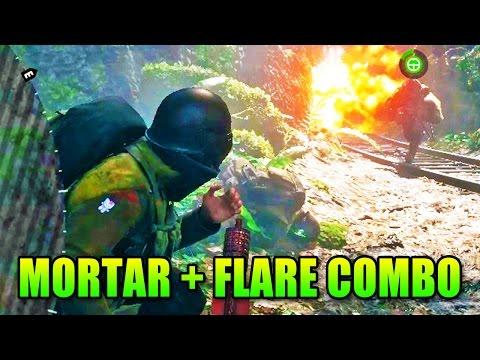 watch Battlefield 1 Mortar + Flare Combo   BF1 Gameplay