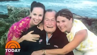 Jenna Bush Hager, Barbara Bush On Favorite Memories Of George H.W. Bush | TODAY