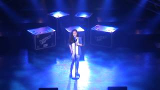 I Have Nothing - Katrina ( The Voice Kids on Tour)