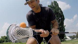 Lacrosse Stick Trick Challenge | Paul Rabil's GoPro