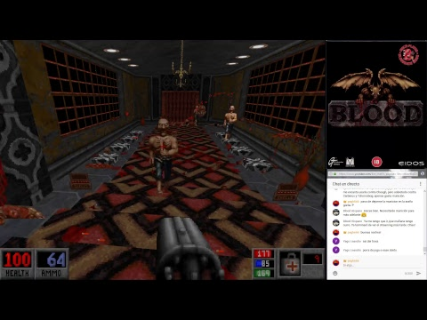 STREAM - Blood: Death Wish Mod (Episode 1, Well Done)