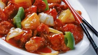 How To Cook Saucy Chicken Shashlik - Easy Chicken Shashlik Recipe - How Make Saucy Chicken Shashlik