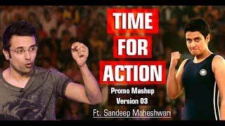 Sandeep Maheshwari - Motivational Video   Time For Action   Promo Mashup-V03   Hindi