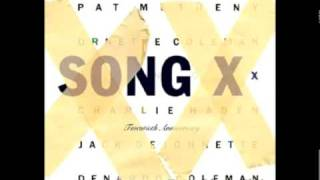 Pat Metheny & Ornette Coleman - Song X