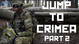 Milsim West: Jump To Crimea Part 2 (40 Hour Milsim Airsoft Game)