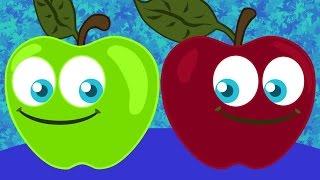 Pomme de Reinette et Pomme d'Api - comptines et chansons classiques avec  les p'tits z'amis