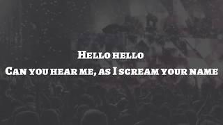 Alan Walker - The spectre  (Lyrics/Lyrics video)