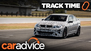 2017 HSV GTSR W1 review - Phillip Island pre-production mule quick drive