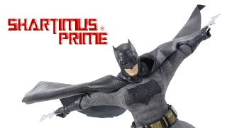 Mezco Batman v Superman One:12 Collective DC Comics Movie Collectible Action Figure Toy Review