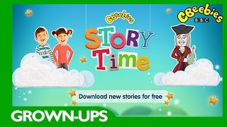 CBeebies Grown-ups: Download New Stories On The CBeebies Storytime App