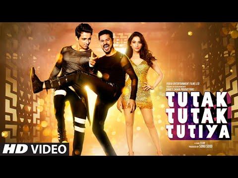 Tutak Tutak Tutiya Official Trailer   Prabhudeva   Sonu Sood   Tamannaah   T-Series