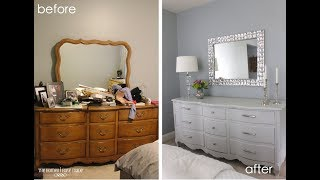 4 Awesome Makeover Ideas for Your Old Dresser