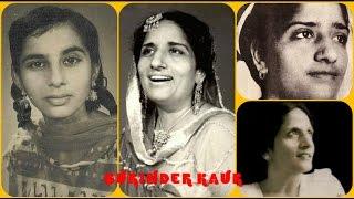 SURINDER KAUR-Film-LAL DUPATTA=1948-Chanchal Man Kahe Dharke-[ Rare Gem ]