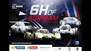 6 Hours of Buriram - Thai LIVE - Round 3 - 2017/18 Asian Le Mans Series