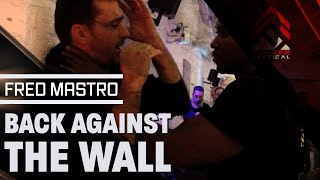 MUST LEARN! 3 Second Fight Ender with Back Against The Wall