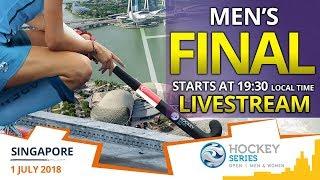 Singapore v Thailand FINAL | 2018 Men's Hockey Series Open Singapore | FULL MATCH LIVESTREAM