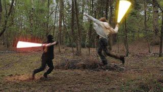 SOLO - Star Wars / Lightsaber Battle