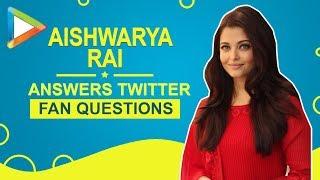 Aishwarya Rai Bachchan REVEALS why she wasn