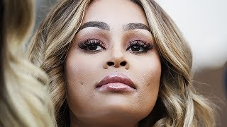 Blac Chyna Asked About Rob Kardashian Strangling Allegations - VIDEO