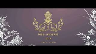 Miss Universe 2018 - Swimsuit Competition Song 1