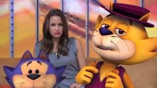 DON GATO: EL INICIO DE LA PANDILLA - Entrevista TV - Oficial Warner Bros. Pictures