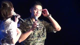 Lee Seung Gi ( 이승기 ) as MC for 13th SWC 40th Anniversary Concert Eng & Esp CC Sub