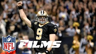 #5 Drew Brees Comes Back From Shoulder Injury to Lead Saints   Top 10 Player Comebacks   NFL Films